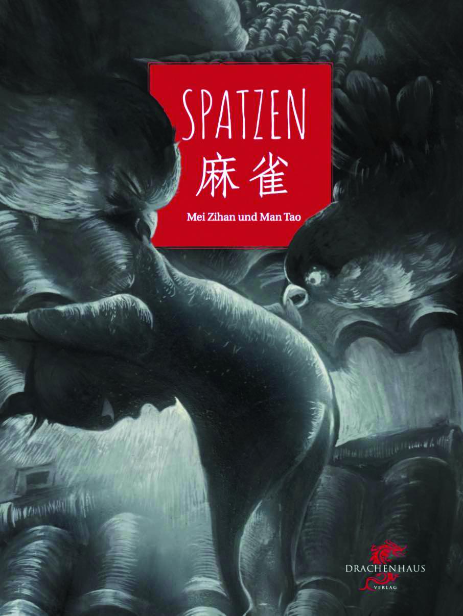 Spatzen, Bilderbuch von Mei Zihan/ Man Tao
